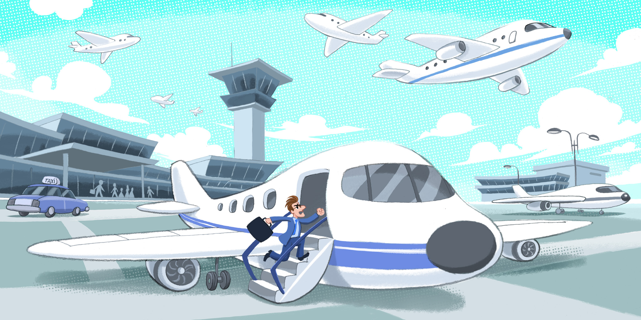 Gus-aéroport